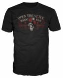 Lethal Threat Open Throttle T-Shirts