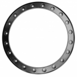 Raceline Ryno Beadlock Ring for Sedona Wheels