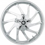 Coastal Moto Precision Cast Hurricane 3D Front Wheel