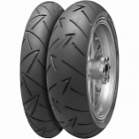 Continental Conti Road Attack 2 CR Reinforced Rear Tire - 130/ 80R18 [Warehouse Deal]