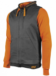 Speed & Strength Bikes Are In My Blood Vest/Hoody (Orange / Md) [Warehouse Deal]