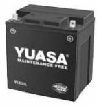 Yuasa Factory Activated Maintenance Free 12V Battery