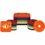 Woodys Two-Hole Double Grand Digger Support Plates