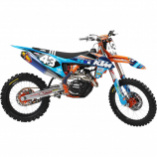 N-Style TLD KTM Washougal Limited Edition Impact Graphics Kit