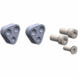 Driven Racing Spacer For Halo Rise Clip-Ons