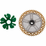 Alloy Art Cush Drive Chain Sprocket with Machined Carrier