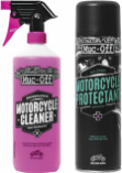 Muc-Off Motorcycle Care Packs