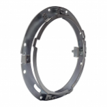 J&M 7in. Headlight Mounting Ring for Batwing