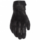 Speed & Strength Onyx Leather Womens Gloves