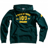 100% Emerald Pullover Hoodies
