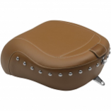 Mustang Passenger Wide Studded Seat with Receiver