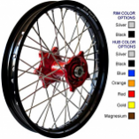 Dubya MX Rear Wheel with DID DirtStar Rim