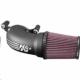 K&N Engineering Aircharger Intake System with Cast Aluminum Intake Tubes