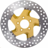 Performance Machine Pro-Am 11.8in. Two-Piece Brake Rotor
