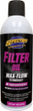 Spectro Air Filter Oil