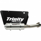 Trinity Racing Stage 5 Single Exhaust System