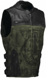 Speed & Strength Tough As Nails Vest (Olive Green / Sm) [Warehouse Deal]
