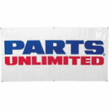 Promotional Items Vendor Parts Unlimited Banner