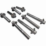 Colony Zinc Plated Head Bolt Set