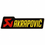 Akrapovic General Replacement Exhaust Sticker