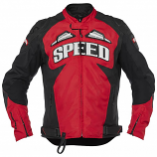 Speed & Strength Insurgent Jacket (Red/Black / Md) [Warehouse Deal]
