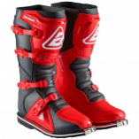 Answer AR1 Adult Boots (Red/Black / 7) [Warehouse Deal]