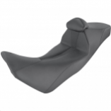 Saddlemen Adventure Track Low-Profile Seat with Backrest