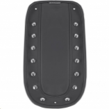 Saddlemen Fender Chap Match Black Studded Solo Seats