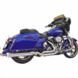 Bassani Manufacturing True-Dual Exhaust System