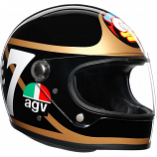 AGV X3000 Limited Edition Barry Sheene Helmet (MS) [Warehouse Deal]