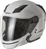 Fly Racing Tourist Solid Helmet (Md) [Warehouse Deal]