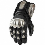 Icon Timax Long Gloves (Lg) [Warehouse Deal]