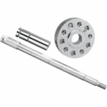 Custom Cycle 1.050in. Spacer for Narrow-To-Wide Glide Wheel Conversion Kits [Warehouse Deal]
