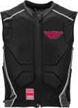 Fly Racing Barricade Zip Vest (Lg-XL) [Warehouse Deal]