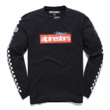 Alpinestars Again Premium LS T-Shirt (2XL) [Warehouse Deal]