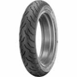 Dunlop American Elite HD Touring Front Tire - 130/60B19 BLK [Warehouse Deal]