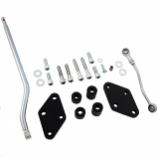 Drag Specialties Reduced Reach Forward Control Relocation Kit [Warehouse Deal]