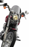 National Cycle SwitchBlade Deflector Windshield - Tint [Warehouse Deal]