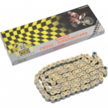 Regina Chain 520 RX3 Professional Series Chain - 116 Links - Gold [Warehouse Deal]
