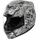 Icon Airmada Chantilly Helmet (Md) [Warehouse Deal]