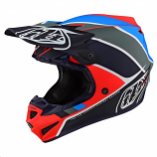 Troy Lee Designs SE4 Polyacrylite Beta Helmet with Mips (Lg) [Warehouse Deal]