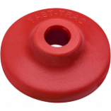 Fast-Trac Air Lite SP Single Backer for Traction Studs - Red - 96pk [Warehouse Deal]