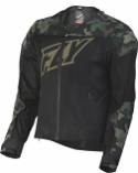 Fly Racing Flux Air Mesh Camo Jacket (Md) [Warehouse Deal]