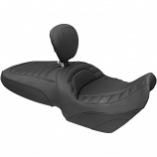 Mustang One Piece Touring Seat [Warehouse Deal]