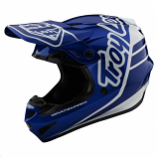 Troy Lee Designs GP Silhouette Youth Helmet (Md) [Warehouse Deal]