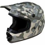 Z1R Rise Ascend Graphic Youth Helmet (Sm) [Warehouse Deal]