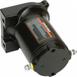 KFI Products Replacement Motor for KFI Winches - 4500lb. - Black [Warehouse Deal]