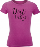 Fly Racing Youth Fly Dirt Vibes T-shirts