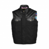 Cortech The Bandito Leather Vest