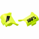 100% Canister Cover for Forecast Systems - Yellow/Black